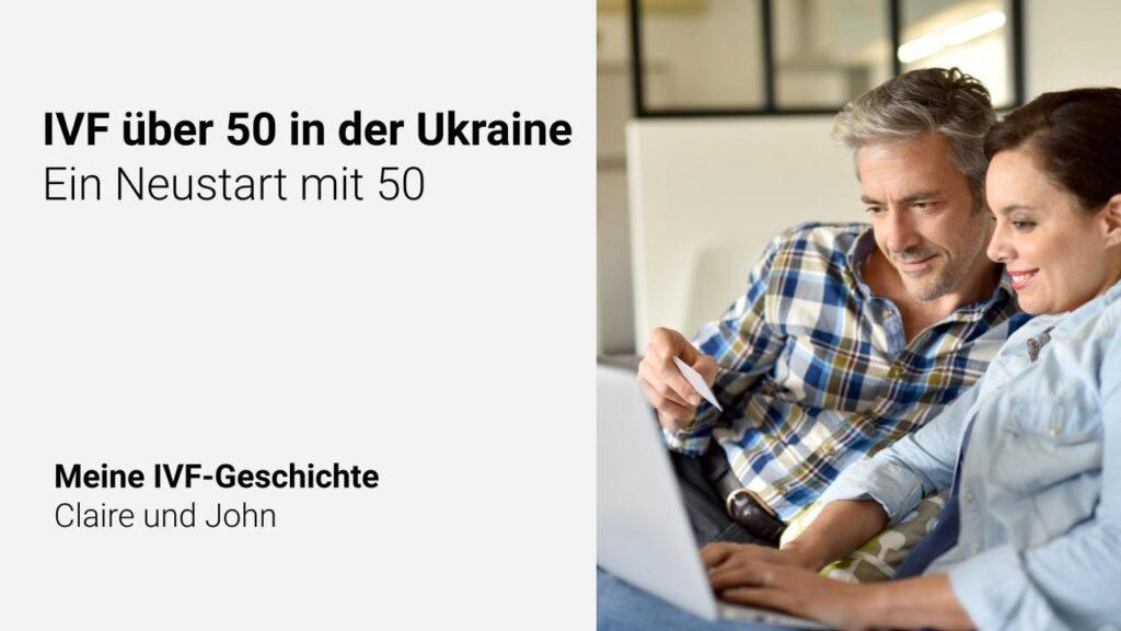 IVF über 50 in der Ukraine