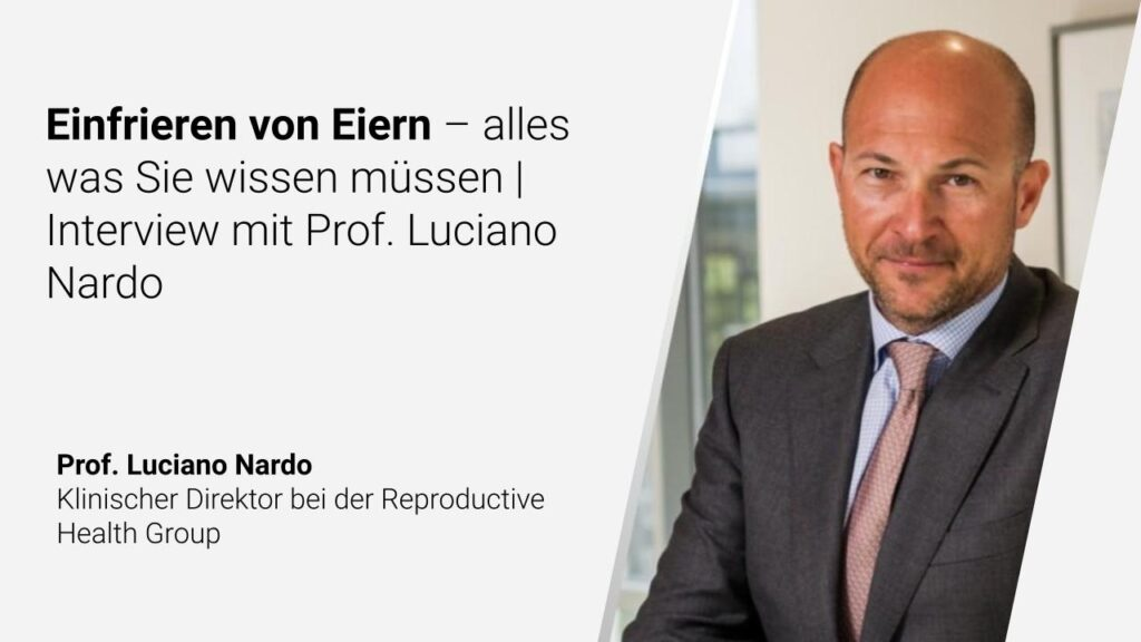 Interview mit prof. Luciano Nardo