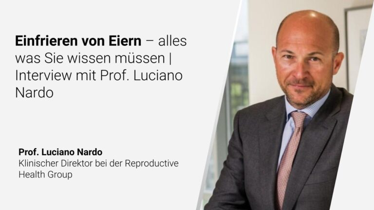 Interview mit prof. Luciano Nardo