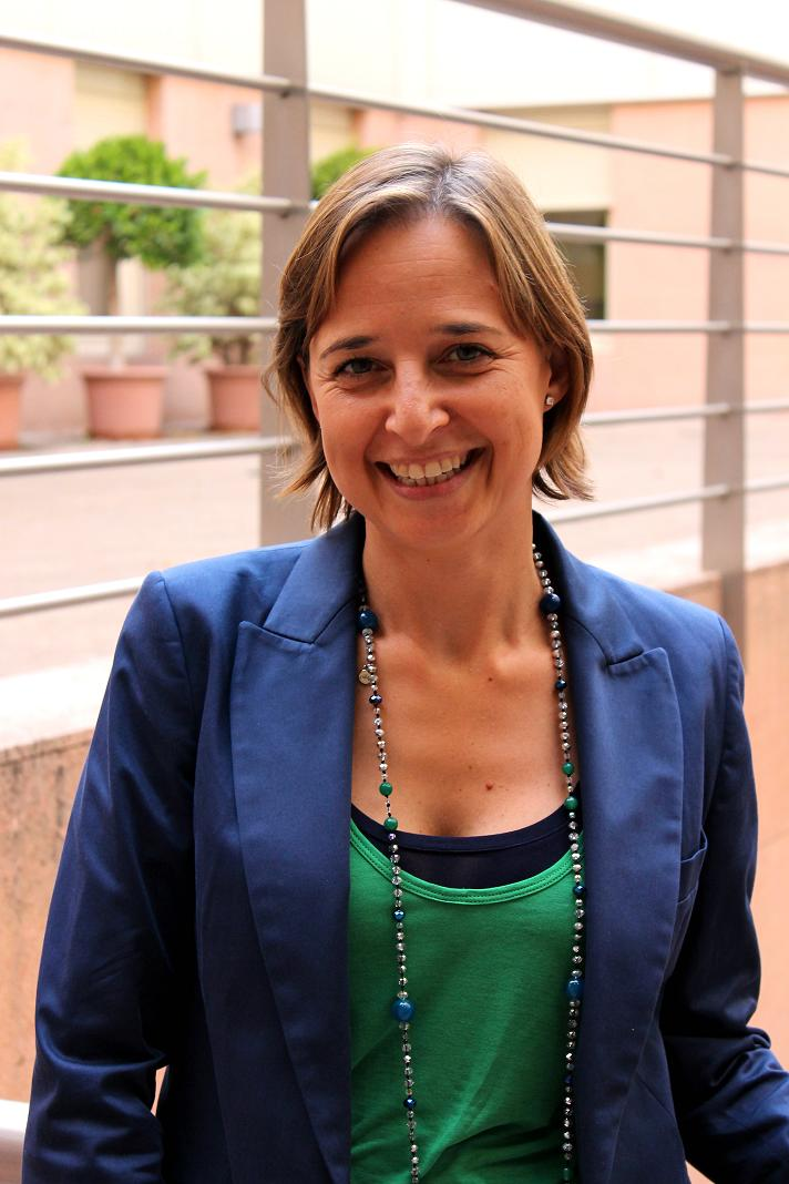 Yadira Pallas Galvez, Senior Clinical Embryologist
