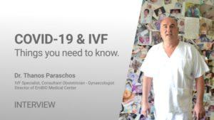 COVID-19 interview mit Dr. Parashos