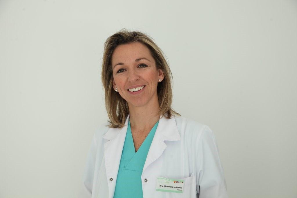 Alexandra Izquierdo, MD